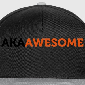 AKA Awesome 2 (2c) Tabliers - Casquette snapback