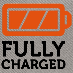 Fully Charged (2c) Tröjor - Snapbackkeps