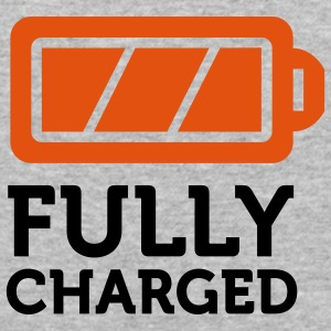 Fully Charged (2c) Sweatshirts - Tee shirt près du corps Homme