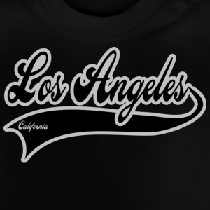 los angeles california Barneskjorter - Baby-T-skjorte