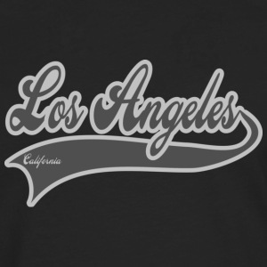 los angeles california T-skjorter - Premium langermet T-skjorte for menn