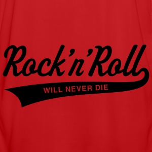 Rock 'n' Roll will never die, Retro-Sport-Bag - Men's Football Jersey