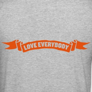 Love Everybody Jacks - slim fit T-shirt