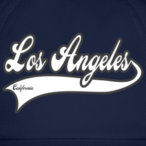 los angeles california T-shirts - Basebollkeps
