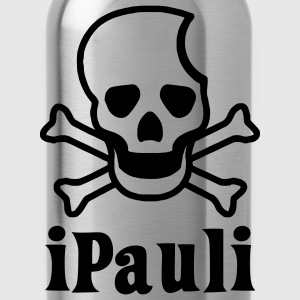 ipauli St.Pauli Apple Macintosh Satire Pullover - Trinkflasche