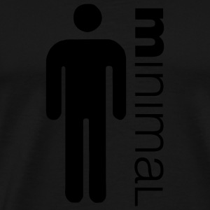 Minimum times man Hoodies & Sweatshirts - Men's Premium T-Shirt