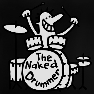 the naked drummer T-Shirts - Baby T-Shirt