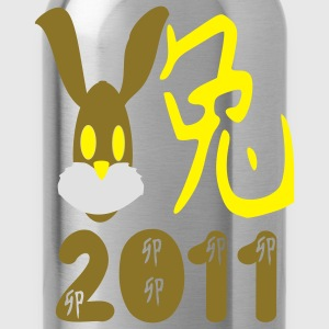 Year of the rabbit Kung Hei Fat Choi Veste training - Gourde