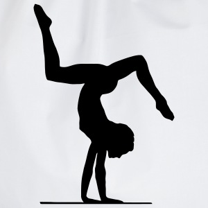 Gymnastics & floor exercise Hoodies & Sweatshirts - Drawstring Bag