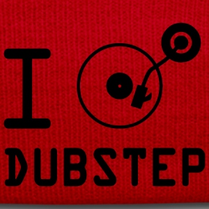 Ik speel dubstep / I Love Dubstep / vinyl DJ Tassen - Wintermuts