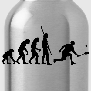 evolution_badminton_022011_c_1c T-Shirts - Trinkflasche