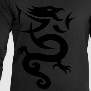 tribal dragon T-Shirts - Men's Sweatshirt by Stanley & Stella