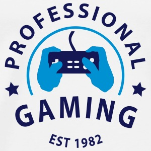 prof_gaming_4 Gensere - Premium T-skjorte for menn