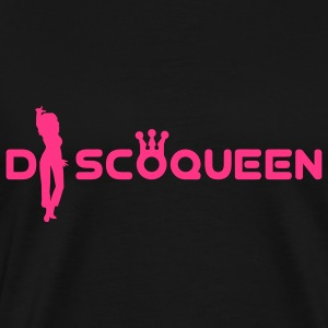 Disco Queen  Hoodies & Sweatshirts - Men's Premium T-Shirt