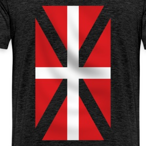 basque_flag Sweatshirts - T-shirt Premium Homme