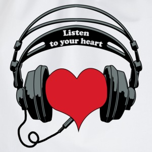 listen to your heart - Sac de sport léger