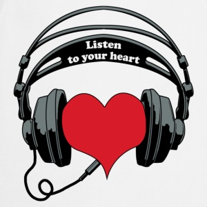 listen to your heart - Tablier de cuisine