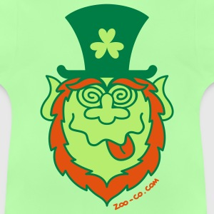 St Paddy's Day Mad Leprechaun Bags  - Baby T-Shirt
