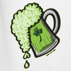 Saint Patrick's Day Glass of Beer Buttons - Men's Football shorts