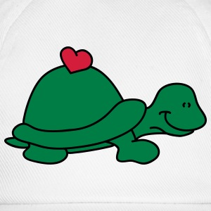 Small turtle love T-Shirts - Baseball Cap