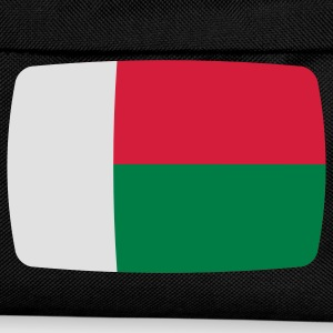 Madagascar flag Madagascar flag Madagascar Malagasy  T-Shirts - Kids' Backpack