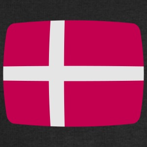 Denmark Flag Denmark Danmark Danish flag  T-Shirts - Men's Sweatshirt by Stanley & Stella