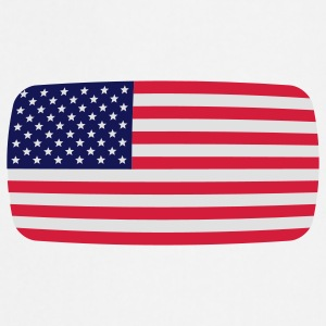 United States USA United States flag United States flag United States of America American T-Shirts - Cooking Apron