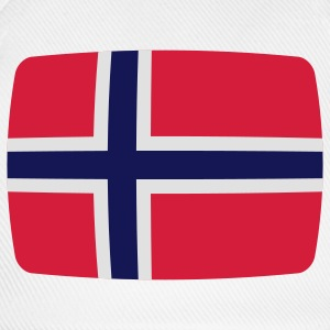Norway Flag Norway Flag Norway Norwegian  T-Shirts - Baseball Cap