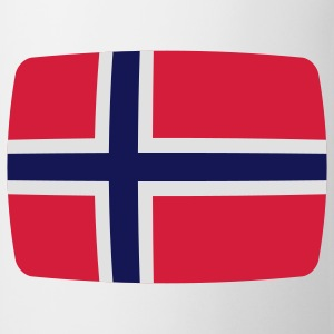 Norway Flag Norway Flag Norway Norwegian  T-Shirts - Mug