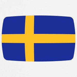 Sweden Flag Sweden Swedish Sverige Flag  T-Shirts - Cooking Apron
