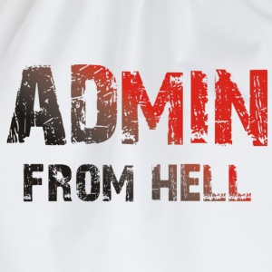 ADMIN from hell - Turnbeutel