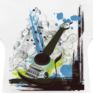 music Kids' Shirts - Baby T-Shirt