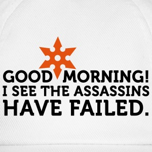 I See The Assassins Have Failed 2 (2c) T-shirts - Basebollkeps