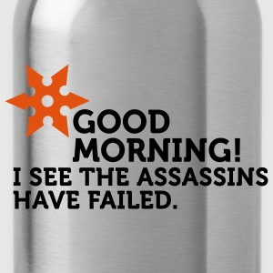 I See The Assassins Have Failed (2c) Sweaters - Drinkfles