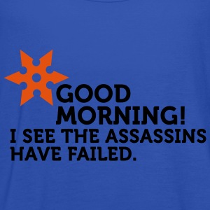 I See The Assassins Have Failed (2c) Barn-T-shirts - Tanktopp dam från Bella
