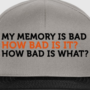 How Bad Is It (2c) Sweaters - Snapback cap