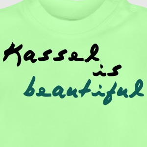 Kassel is beautiful Kinder Pullover - Baby T-Shirt
