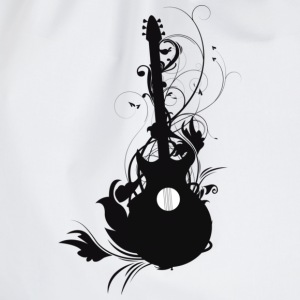 guitar T-Shirts - Drawstring Bag