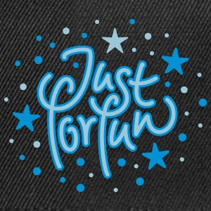 Just for Fun Sweaters - Snapback cap
