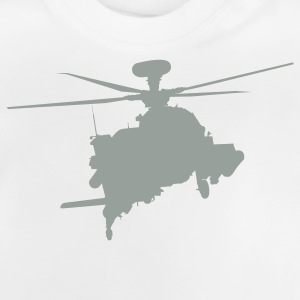 helicopter transport Kinder T-Shirts - Baby T-Shirt