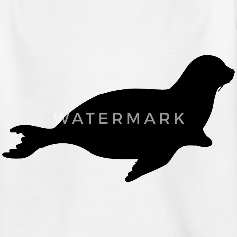 seal animal Kids' Shirts - Teenage T-shirt
