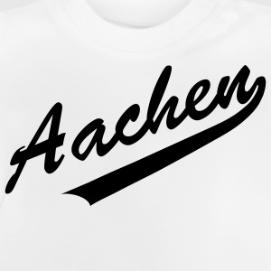 Aachen Old School Kinder T-Shirts - Baby T-Shirt