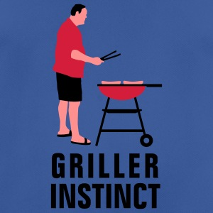 griller_instinct_3c Hoodies & Sweatshirts - Men's Breathable T-Shirt