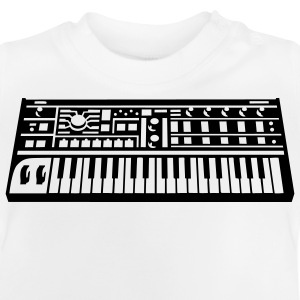 Synthesizer Kinder Pullover - Baby T-Shirt