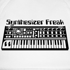 Synthesizer Freak T-Shirts - Baseball Cap