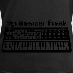 Synthesizer Freak Bags  - Men's Sweatshirt by Stanley & Stella