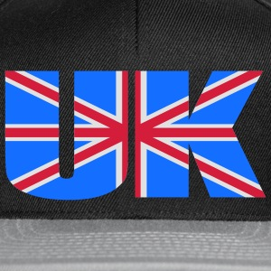 uk_b_3c T-shirts - Snapback Cap