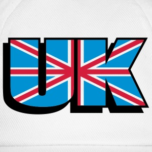 uk_e_3c T-shirts - Baseballkasket