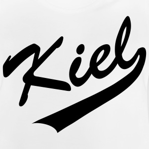 Kiel Old School Kinder T-Shirts - Baby T-Shirt
