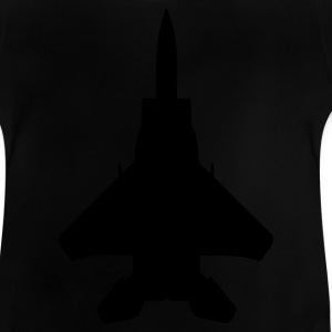 airplane fighter jet Kinder shirts - Baby T-shirt